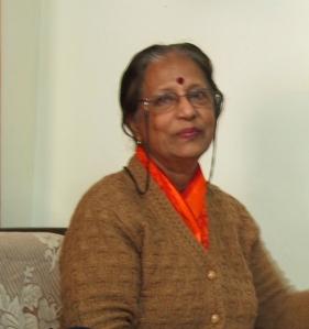 Shyamali in Noida